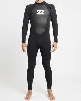 5/4mm Intruder - Wetsuit for Men  045M15BIPP