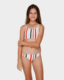 FUN FAIR STRIPE T  5591554