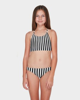 SUN STRIPED CROP  5595555