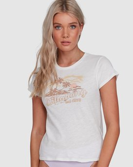 ECO ISLAND FITTED TEE  6503013