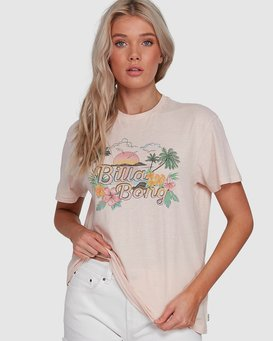 ECO SUNSET TEE  6503015