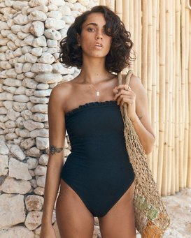 SUMMER HIGH BANDEAU ONE PIECE  6503890