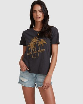 LIVIN THE DREAM TEE  6504030