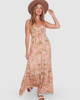 HULA PALMS ATLANTIS MAXI DRESS  6504485