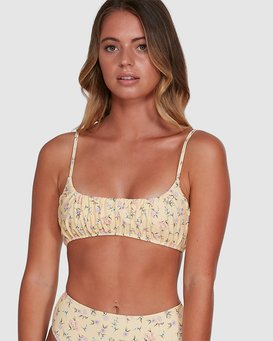 PRETTY MOON GATHERED BRALETTE  6504765