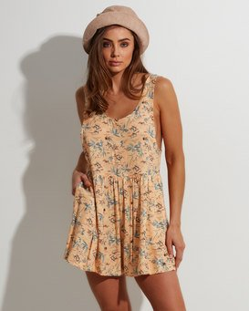 CABO COCO ISLE PLAYSUIT  6507511