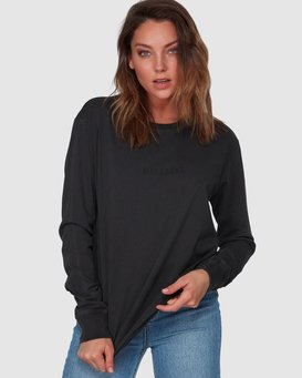 ESPLANADE LONG SLEEVE TEE  6508071