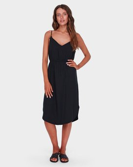 SAHAVA MIDI DRESS  6572489