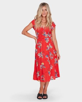 STACY FLORAL DRES  6581477