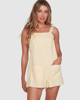 GIRL ON THE RUN PLAYSUIT  6591153
