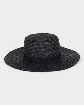 BOATER STRAW HAT  6691311