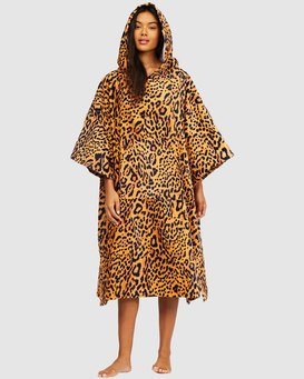 WMNS HOODED TOWEL  6717270