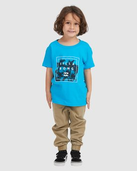 KIDS STACKED SS  7517023