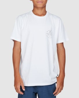 BOYS BIG WAVE DAVE TEE  8503012