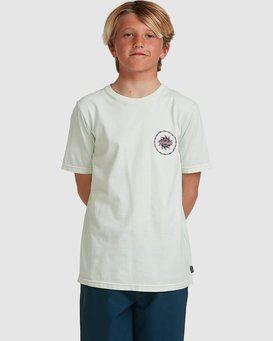 BOYS HOLEY MOLEY TEE  8517001