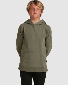 BOYS BIG WAVE DAVE POP HOOD  8517601