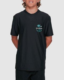 BOYS VACATION LF SS  8703002