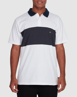 BANDED DIE CUT POLO  9503026
