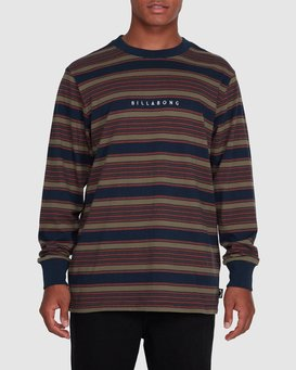 MIX UP STRIPE LS  9503175