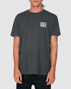 WARPED FROTH TEE  9504002