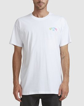ARCH FADE TEE  9504106