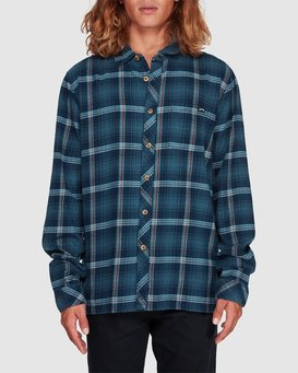 WAVE WASH FLANNEL  9507207