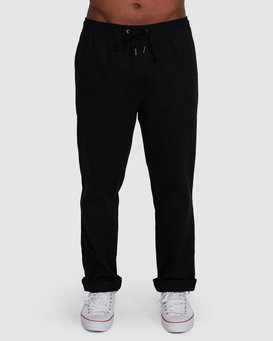 LARRY TWILL PANT  9507309