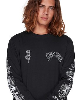 PURE FILTH LS TEE  9508171