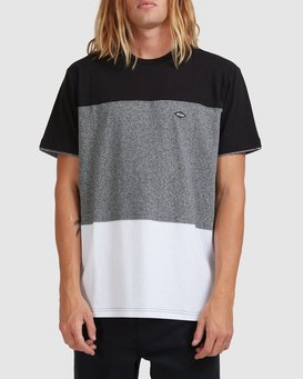 THE BANDED PANEL TEE  9517016