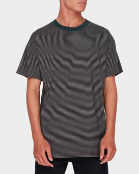 QUAD STRIPE TEE  9582041