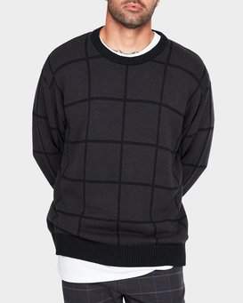 WILLIS CREW KNIT  9595857M