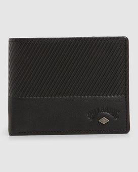 HELSMAN RFID FLIP WALLET 3 PAC  9603184