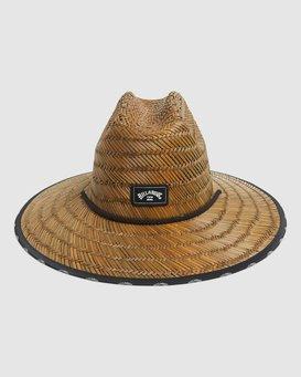 WAVES STRAW HAT  9603343