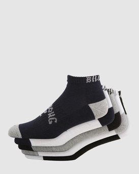 ANKLE SOCKS 5PK S  9603604