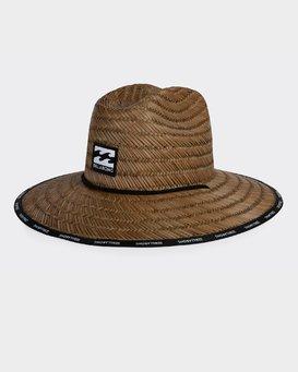 WAVES STRAW HAT  9672303