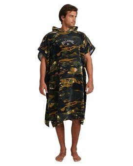 MENS HOODED PONCHO  9717705