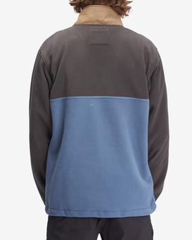 Boundary Mock Lite - Half-Zip Sweatshirt for Men  A1HO09BIMU
