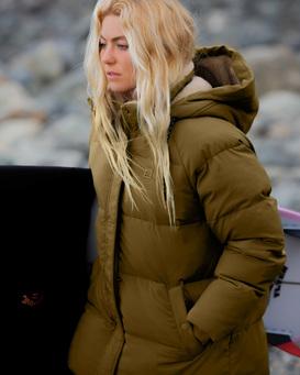 Artic Shores - Jacket for Women  A3JK04BIW0