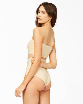Tan Lines - Bandeau Bikini Top for Women  A3ST14BIW0