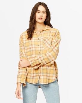 Easy Breezy - Long Sleeve Shirt for Women  A3TP01BIW0