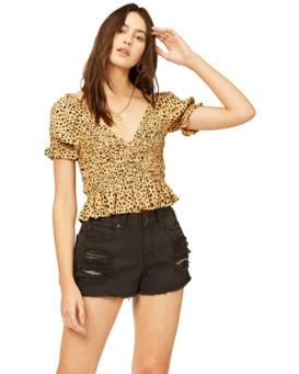 Sweet Talker - Short Sleeve Top for Women  A3TP07BIW0
