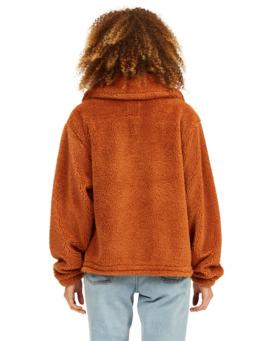 Always Cosy - Zip-Up Sherpa Sweatshirt for Women  A3WA10BIW0