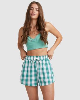 Blue Sky - Shorts for Women  A3WK02BIW0