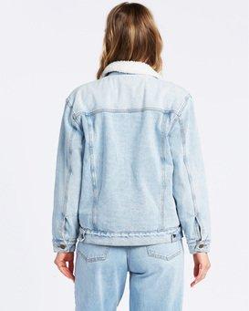 Such A Trip - Denim Jacket for Women  ABJJK00101