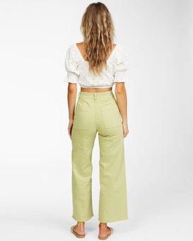 Free Fall - Flare Leg Trousers for Women  ABJNP00126