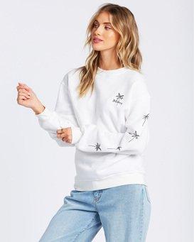 Palm Sketch - Sweatshirt for Women  ABJSF00103