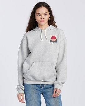 LOVE AND SURF HOODIE  ABJSF00122