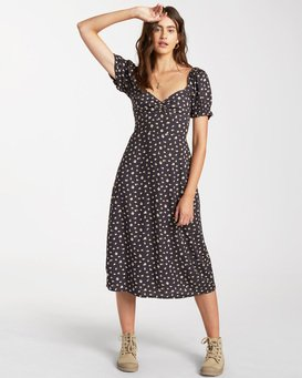 Love Letters - Midi Dress for Women  ABJWD00117