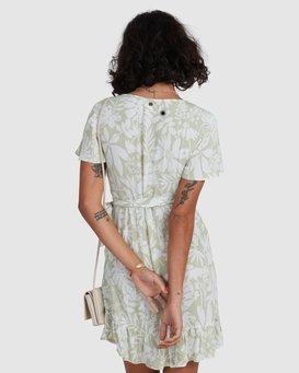 HONEY DEW WRAP DRESS  ABJWD00382