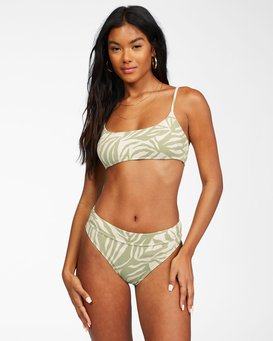 JUNGLE TOWN SKINNY MINI CROP  ABJX300263